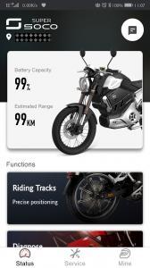 Super Soco App